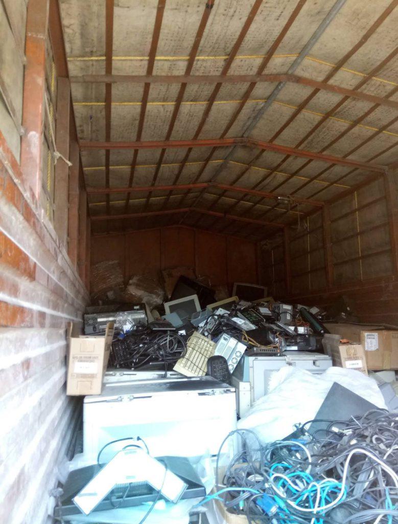 E-Waste Truck