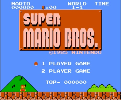 Best games for PC without graphics card Super Mario Bros