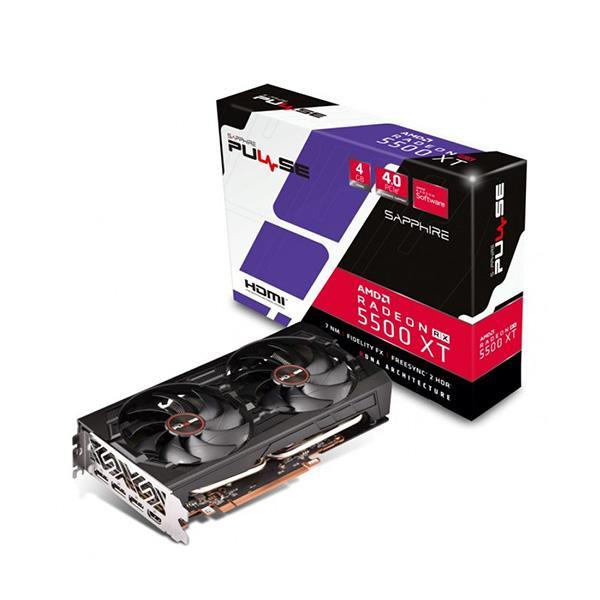 Sapphire RX 5500 XT Pulse OC 4GB