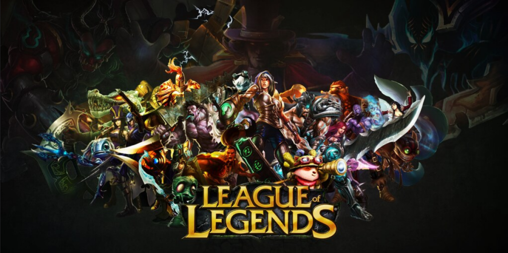 Best games for PC without graphics card League of Legends