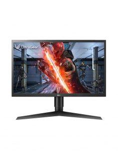 LG Ultragear 24GL650F Best Gaming Monitor Under 15000: Value for Money